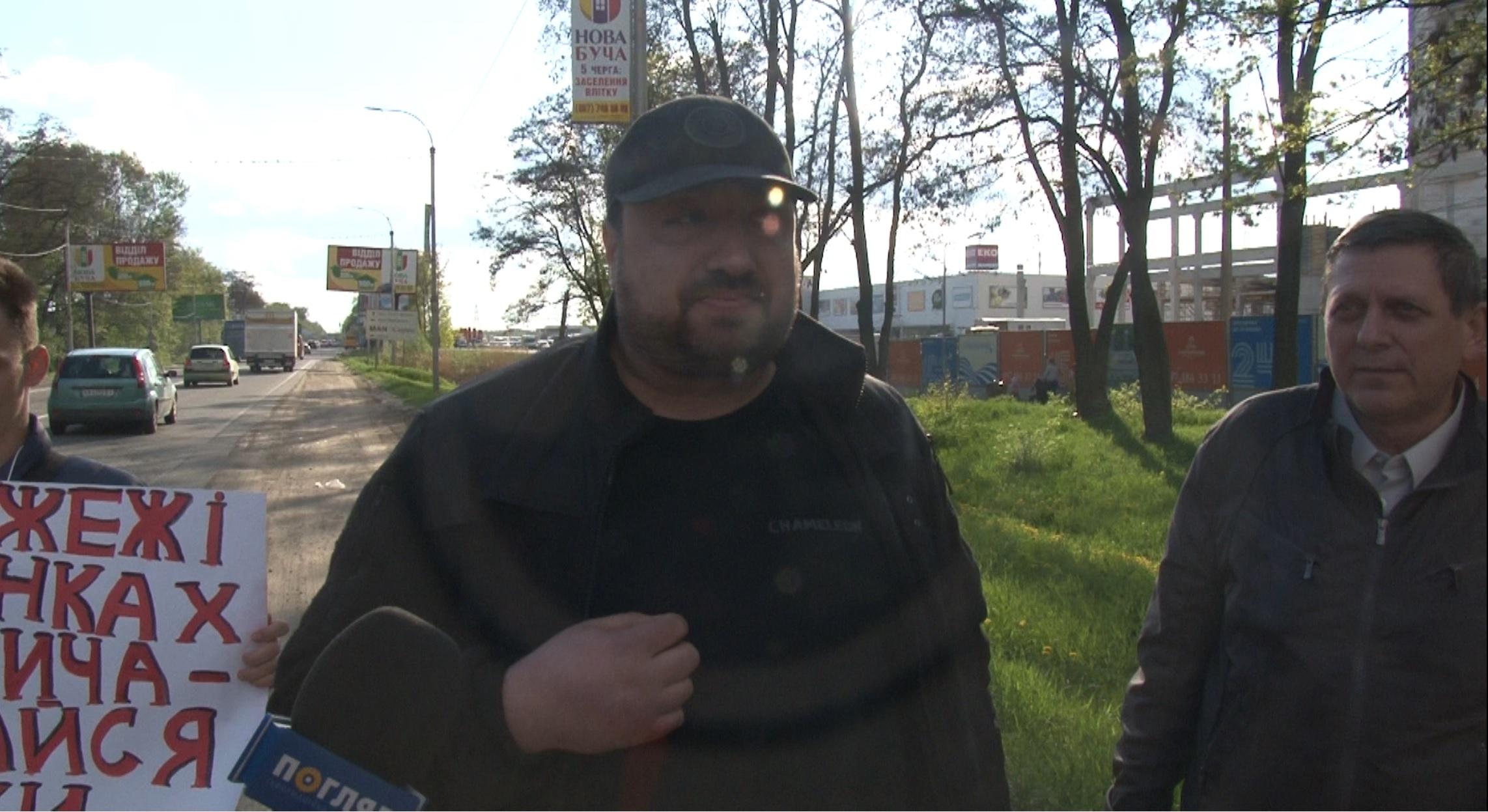 Армен Согомонян, заступник голови громадської організації «Воїн АТО»
