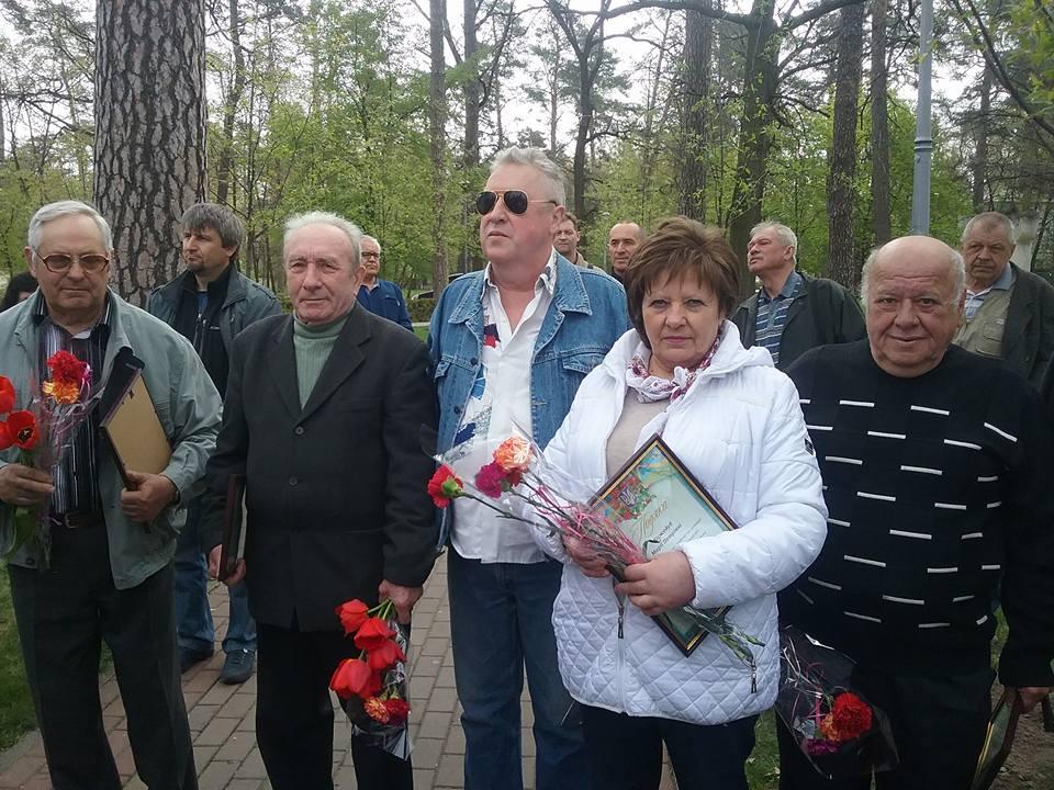 1-6 У Бучі вшанували пам'ять ліквідаторів наслідків аварії на Чорнобильській АЕС