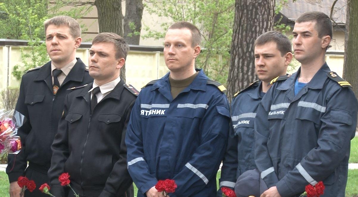 17 У Бучі вшанували пам'ять ліквідаторів наслідків аварії на Чорнобильській АЕС
