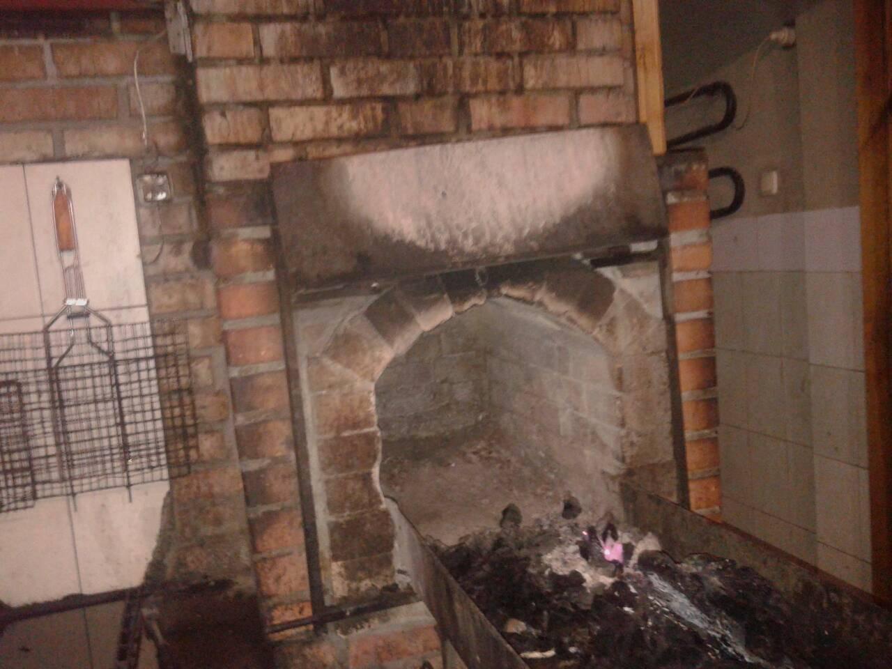 """У Бучі загорілася добудова до готельно-ресторанного  комплексу """"РИМ"""""""