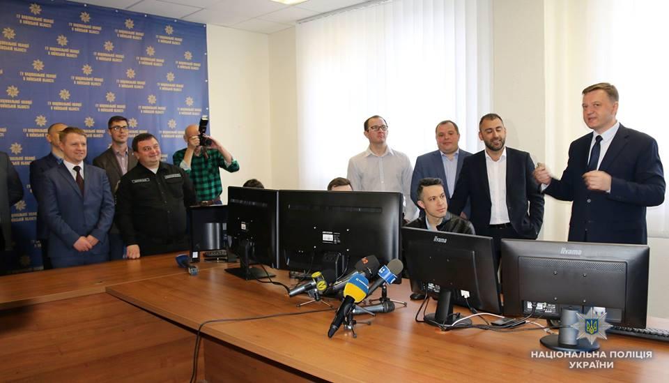 """Унікальна система відеоспостереження """"Безпечна Київщина"""" допомогла розкрити розбійний напад в Ірпені"""