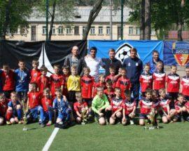 Футбольний Кубок Ірпеня здобула команда ДЮСШ з Кагарлика, а наші земляки — на третьому місці