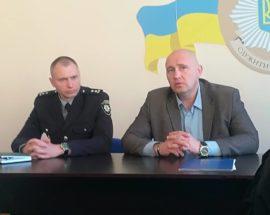 В Ірпені новий очільник поліції — Дмитро Литвин