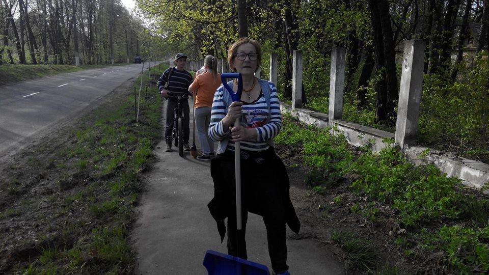 """Приірпіння долучилося до всеукраїнської акції """" Зробимо Україну чистою"""""""