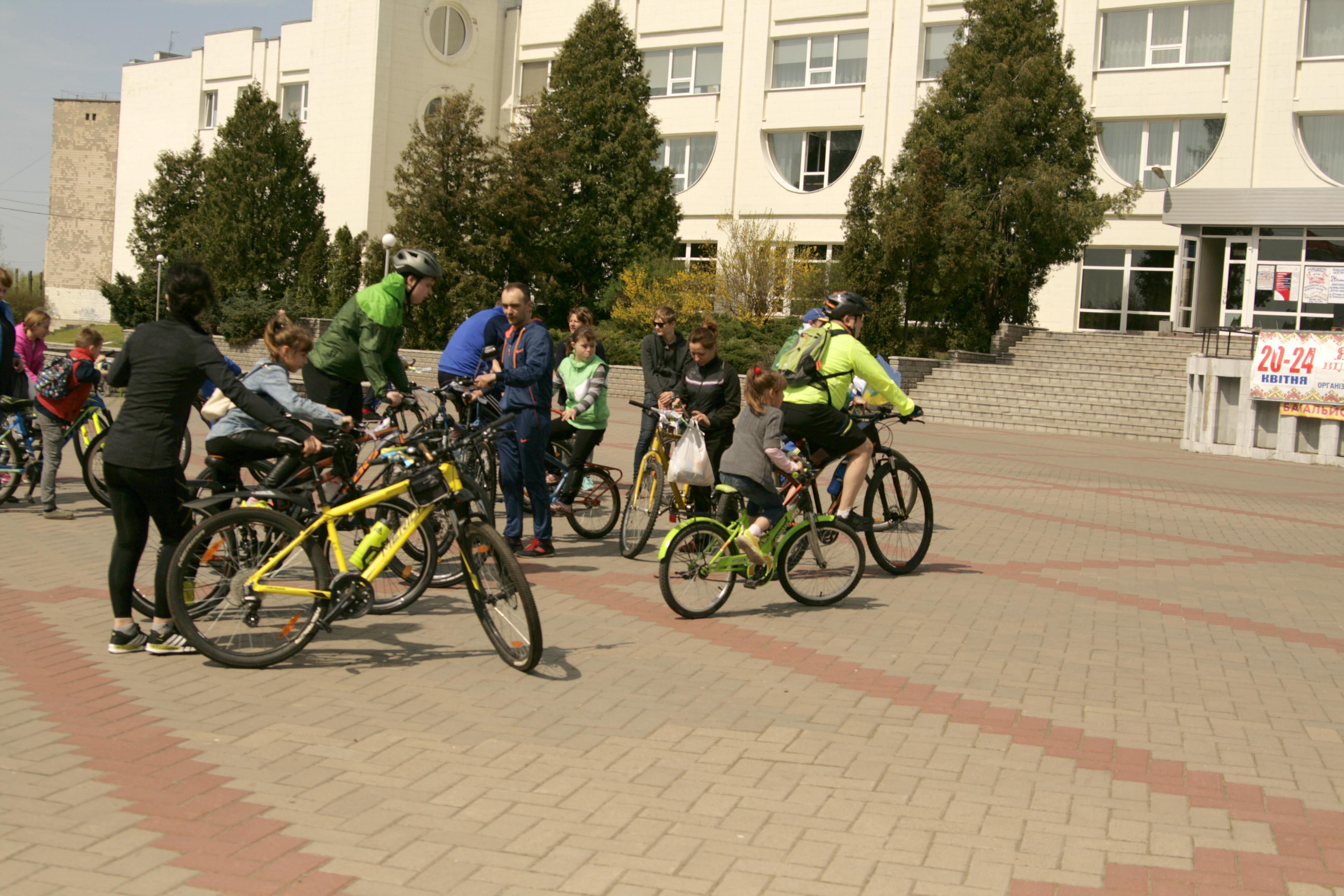 veloprobeg_2 В Бородянці відкрили Велосезон-2018