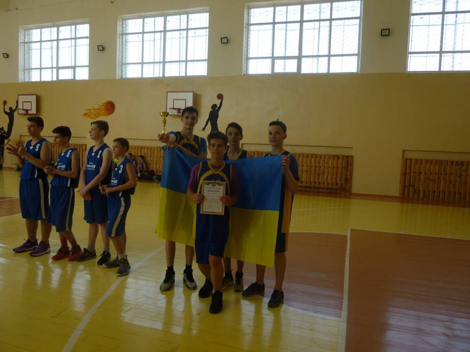 Бучанці ― призери обласного етапу Чемпіонату України з баскетболу