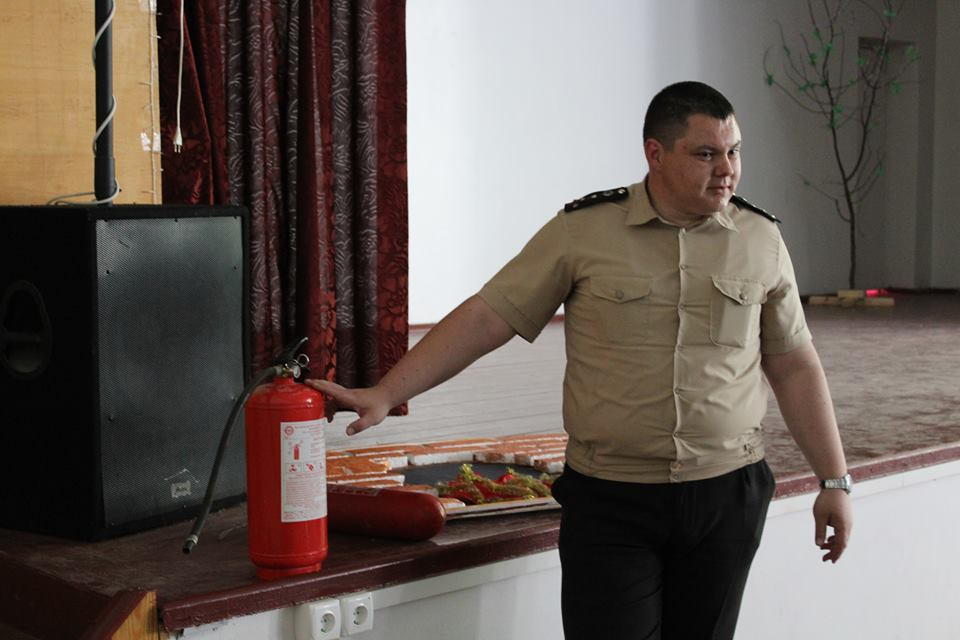 У Коцюбинському провели навчальну евакуацію - надзвичайна ситуація - 10