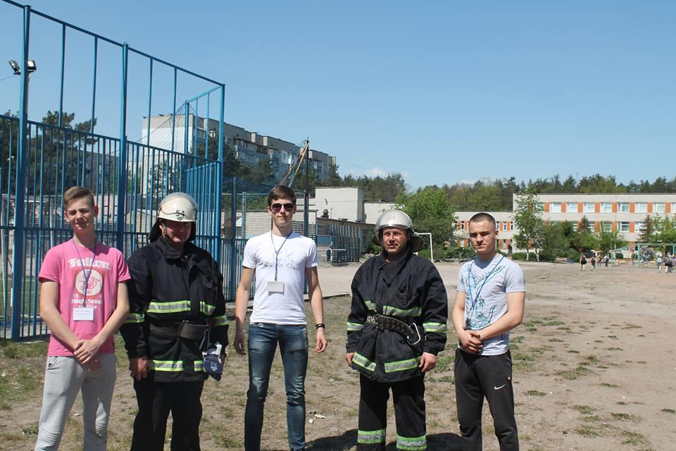 У Коцюбинському провели навчальну евакуацію - надзвичайна ситуація - 11 1
