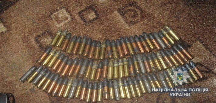 У Вишгородському районі знайшли цілий арсенал під час операції «Зброя та вибухівка» - рушниця, Поліція, набої, зброя, Вишгородський район - 31437480 1722606204461211 3746865448247885824 n