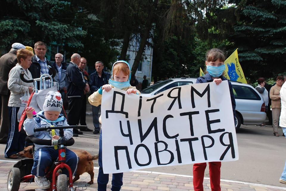 На Вишгородщині люди протестували проти «Гаврилівських курчат» - протест, мітинг, кури, Гаврилівські курчата, Гаврилівка, Вишгородський район, Агромарс - 33139956 211887569596282 2599494467316613120 n