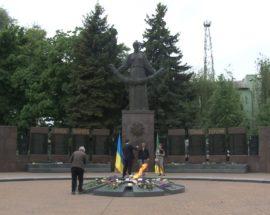 У Приірпінні відзначили День перемоги над нацизмом у Другій світовій війні