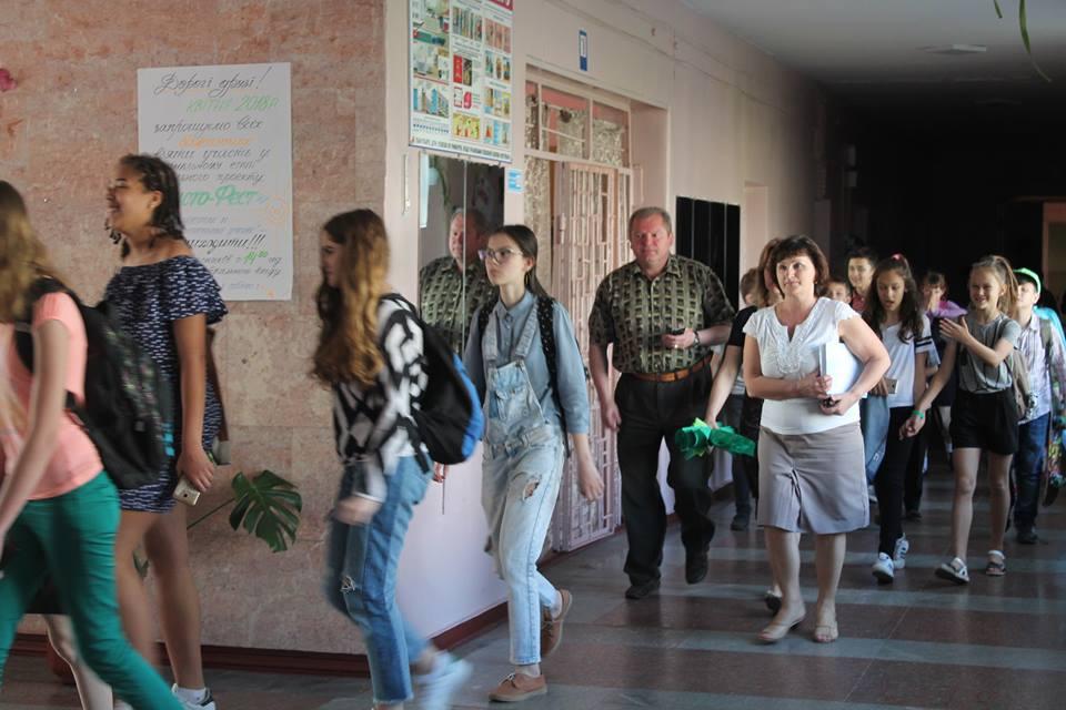 У Коцюбинському провели навчальну евакуацію - надзвичайна ситуація - 6 1