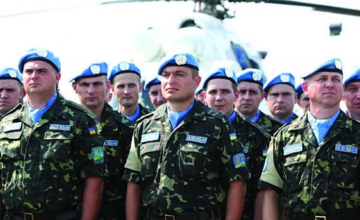 29 травня — Міжнародний день миротворців ООН