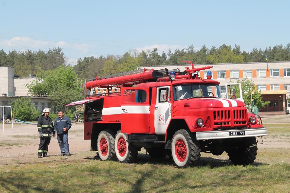 У Коцюбинському провели навчальну евакуацію - надзвичайна ситуація - 9 1