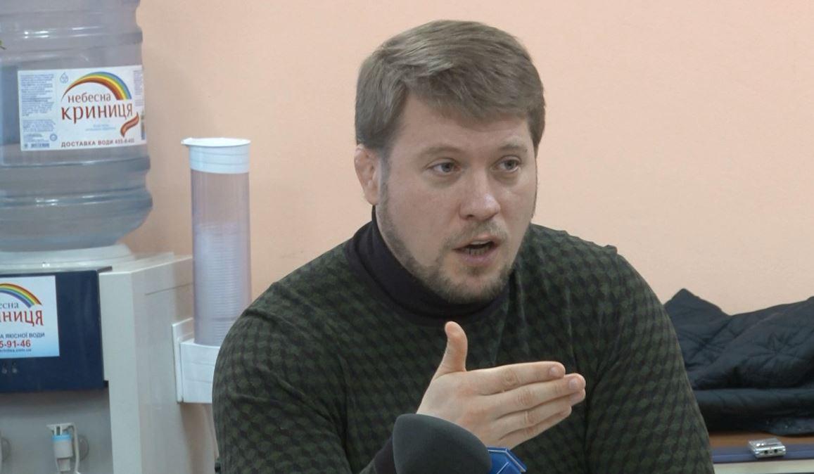 """Hrystyuk У Приірпінні з кранів тече """"отрута"""": вода не відповідає державним стандартам"""