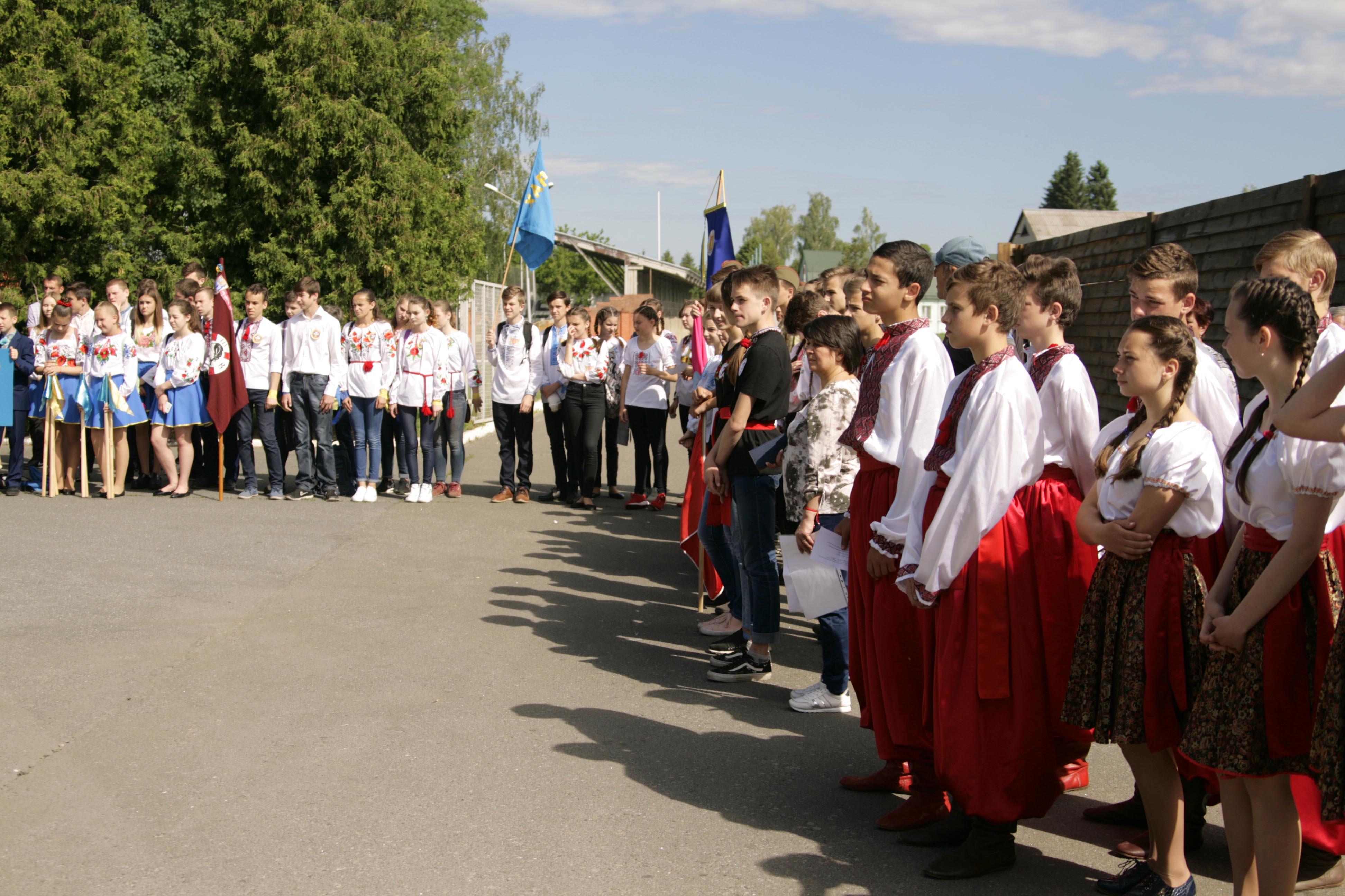 MG_2923 У Бородянці пройшла найбільша патріотична гра «Сокіл» (Джура)