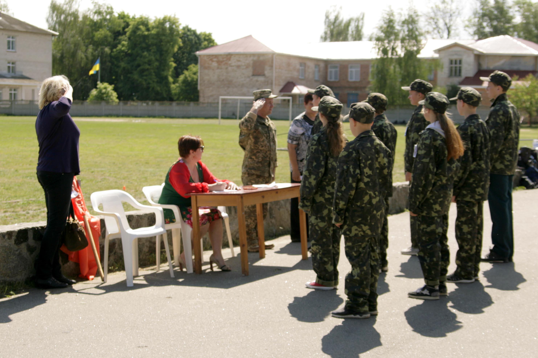 MG_2974 У Бородянці пройшла найбільша патріотична гра «Сокіл» (Джура)