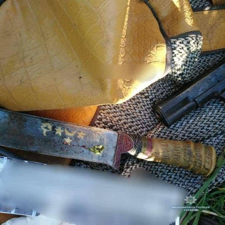 На Макарівщині поліція затримала крадія, який, тікаючи, завдав тяжкого поранення господарю-дачнику