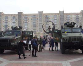 """""""Мир в усьому світі"""": військово-патріотичний фестиваль в Ірпені"""