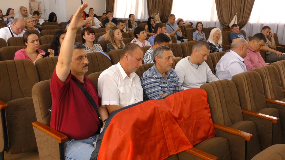 Sesiya-51-Dombr На 51-ій сесії Ірпінської міської ради депутати затвердили безадресні ДПТ під багатоповерхову забудову?