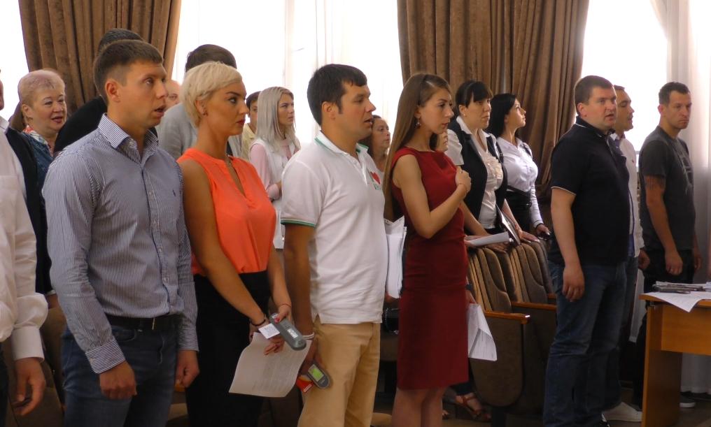 Sesiya-51-gimn На 51-ій сесії Ірпінської міської ради депутати затвердили безадресні ДПТ під багатоповерхову забудову?