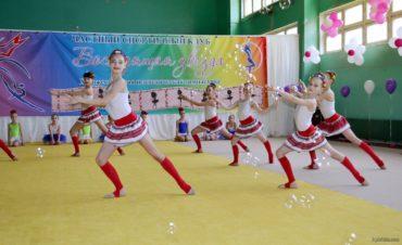 На турнір з художньої гімнастики до Ірпеня приїдуть юні спортсменки з різних куточків України