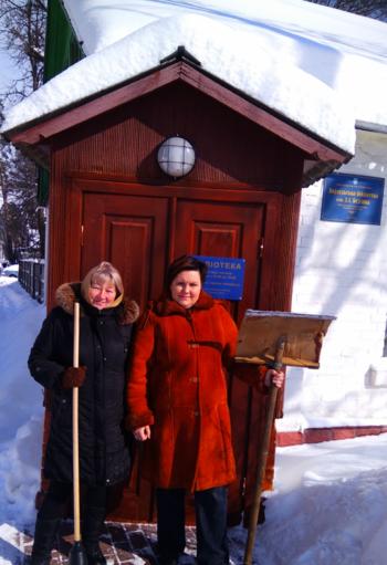 Бібліотека – осередок духовності та культури Ворзеля -  - kas 350x511