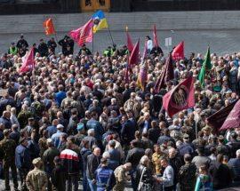 19 червня у Києві ветерани-афганці вийдуть на акцію протесту