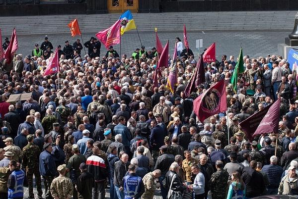 19 червня у Києві ветерани-афганці вийдуть на акцію протесту - соцстандарти, гарантії їх соцзахисту», ветерани Афганської війни, Акція протесту - 1 8