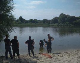Трагедія на воді у Бучі