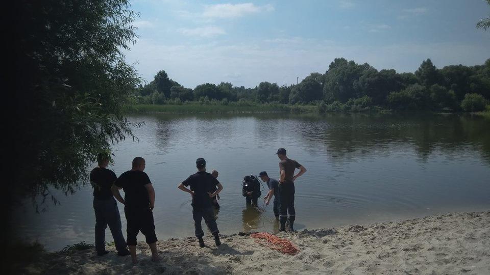 19 Трагедія на воді у Бучі