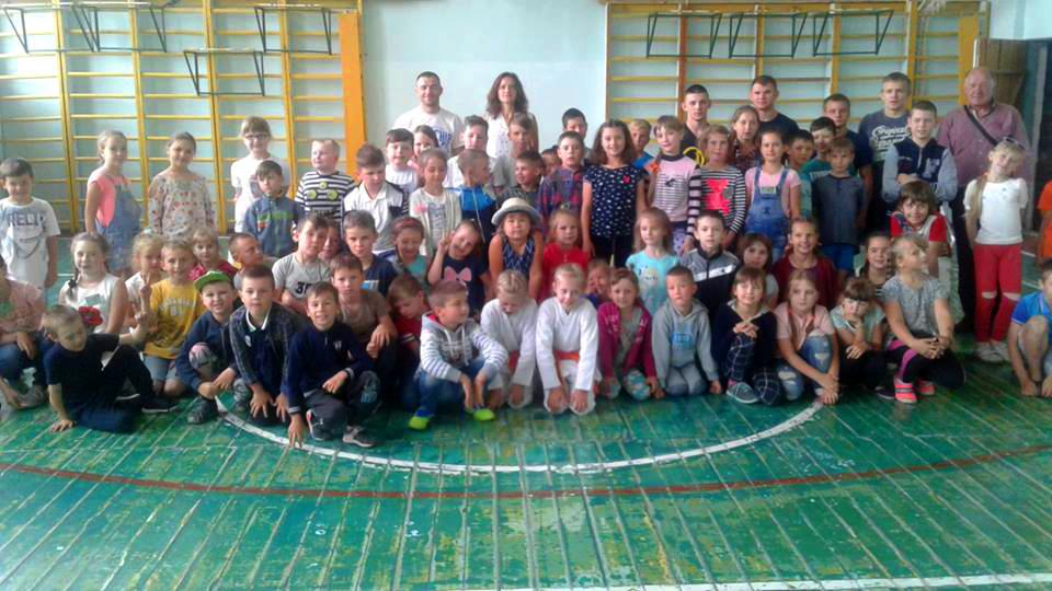 2506_dyvograj_1-1 150 дітей відвідали Бородянський пришкільний табір «Дивограй»