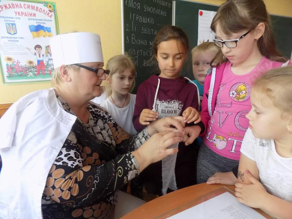 2506_dyvograj_4-1 150 дітей відвідали Бородянський пришкільний табір «Дивограй»