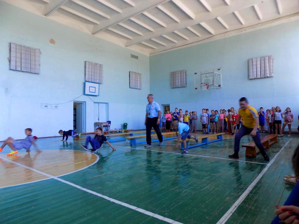 2506_dyvograj_5-1 150 дітей відвідали Бородянський пришкільний табір «Дивограй»