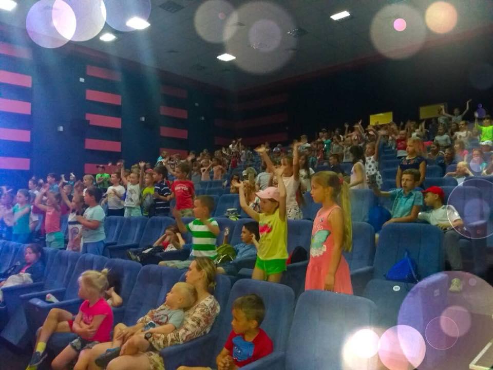 34069160_772295802976826_5624526786718072832_n У Приірпінні відсвяткували День захисту дітей