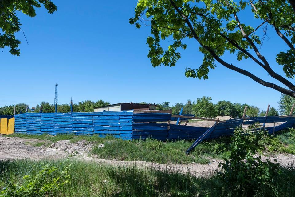 34121927_660336214308171_2073317933689339904_n У Вишгороді «7 небо» засипають будівельним сміттям
