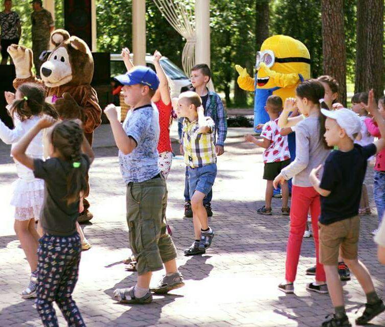 4 У Приірпінні відсвяткували День захисту дітей