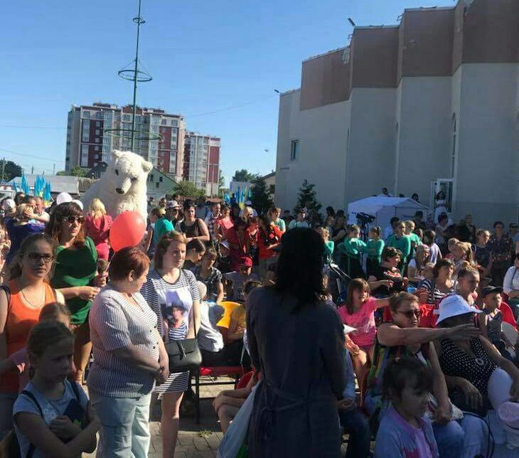 6 У Приірпінні відсвяткували День захисту дітей