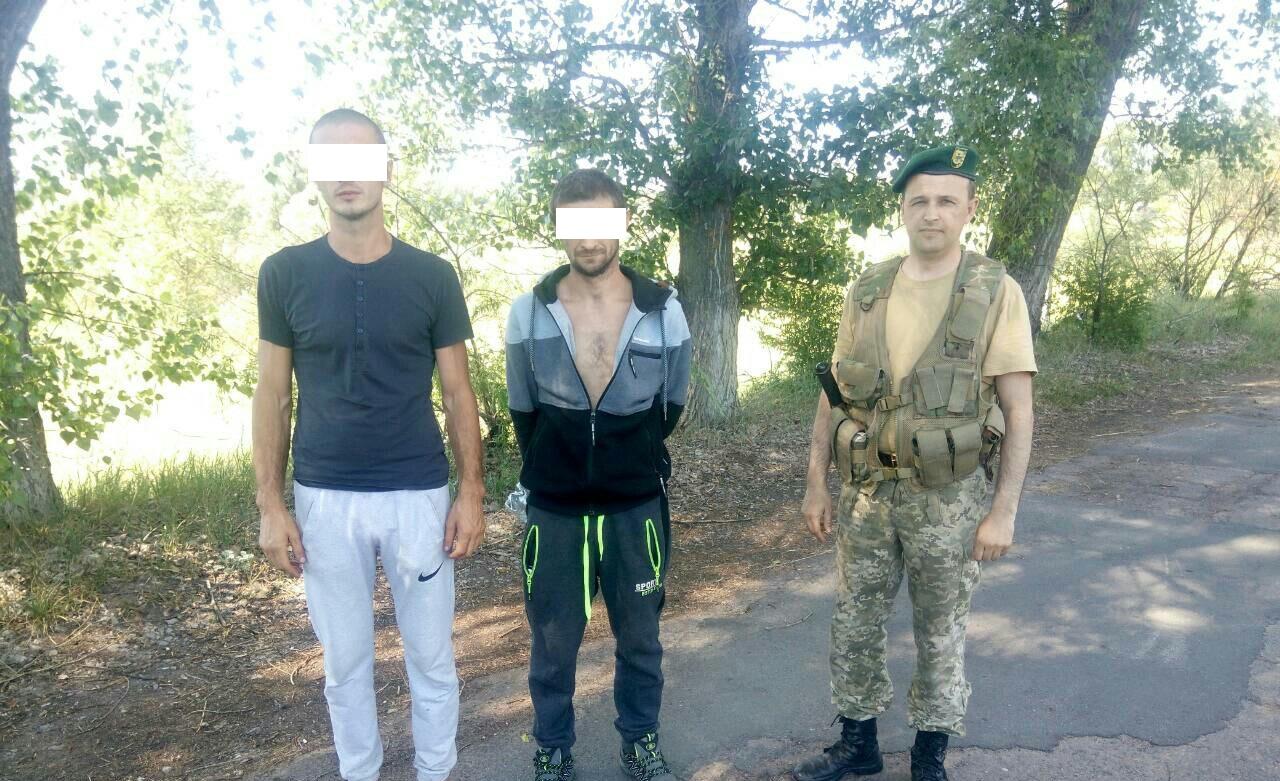 CHornob-zatrym-irpintsiv У Чорнобильській зоні прикордонники та поліцейські затримали двох ірпінців-екстремалів