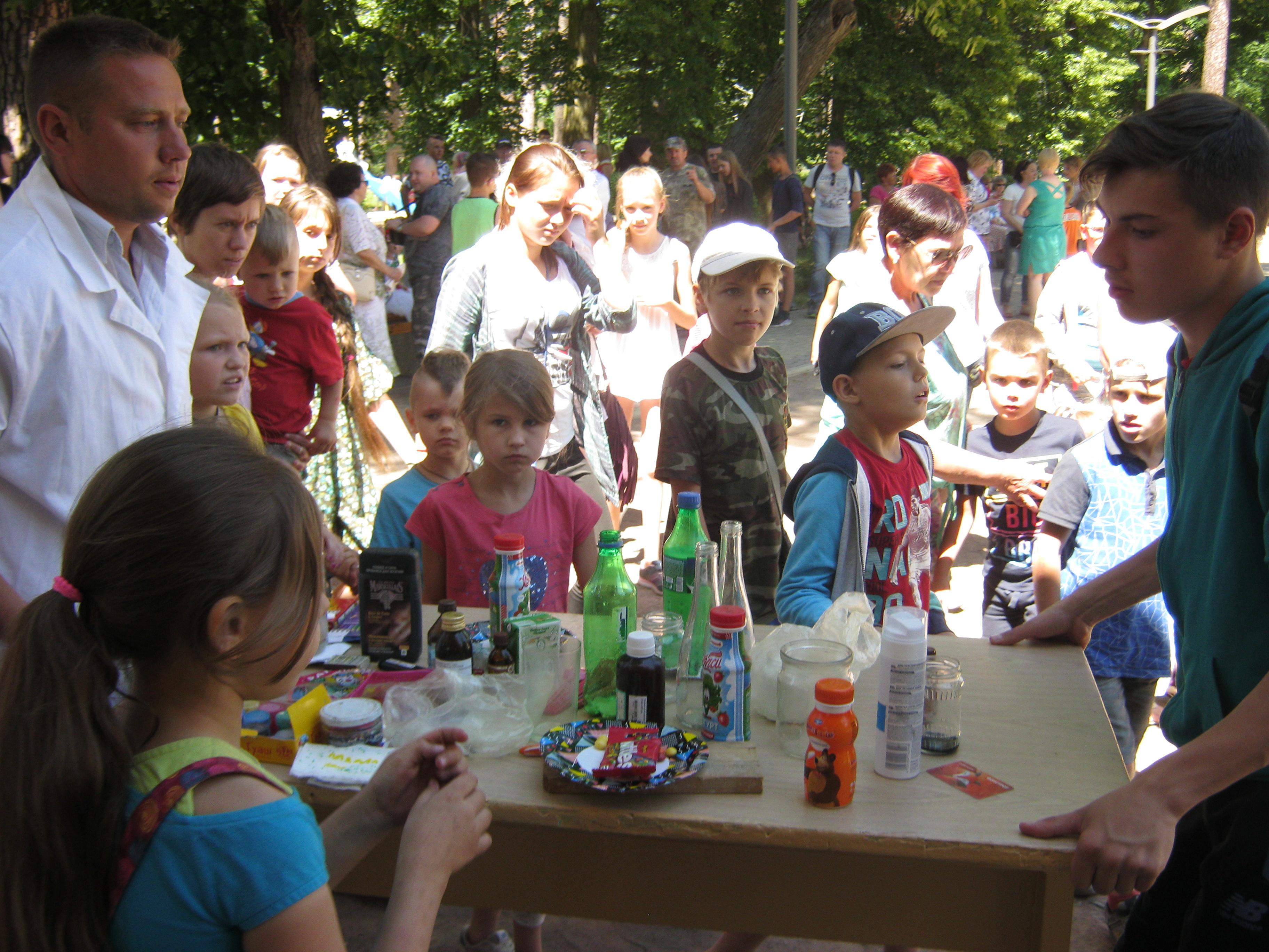 IMG_3977 У Приірпінні відсвяткували День захисту дітей