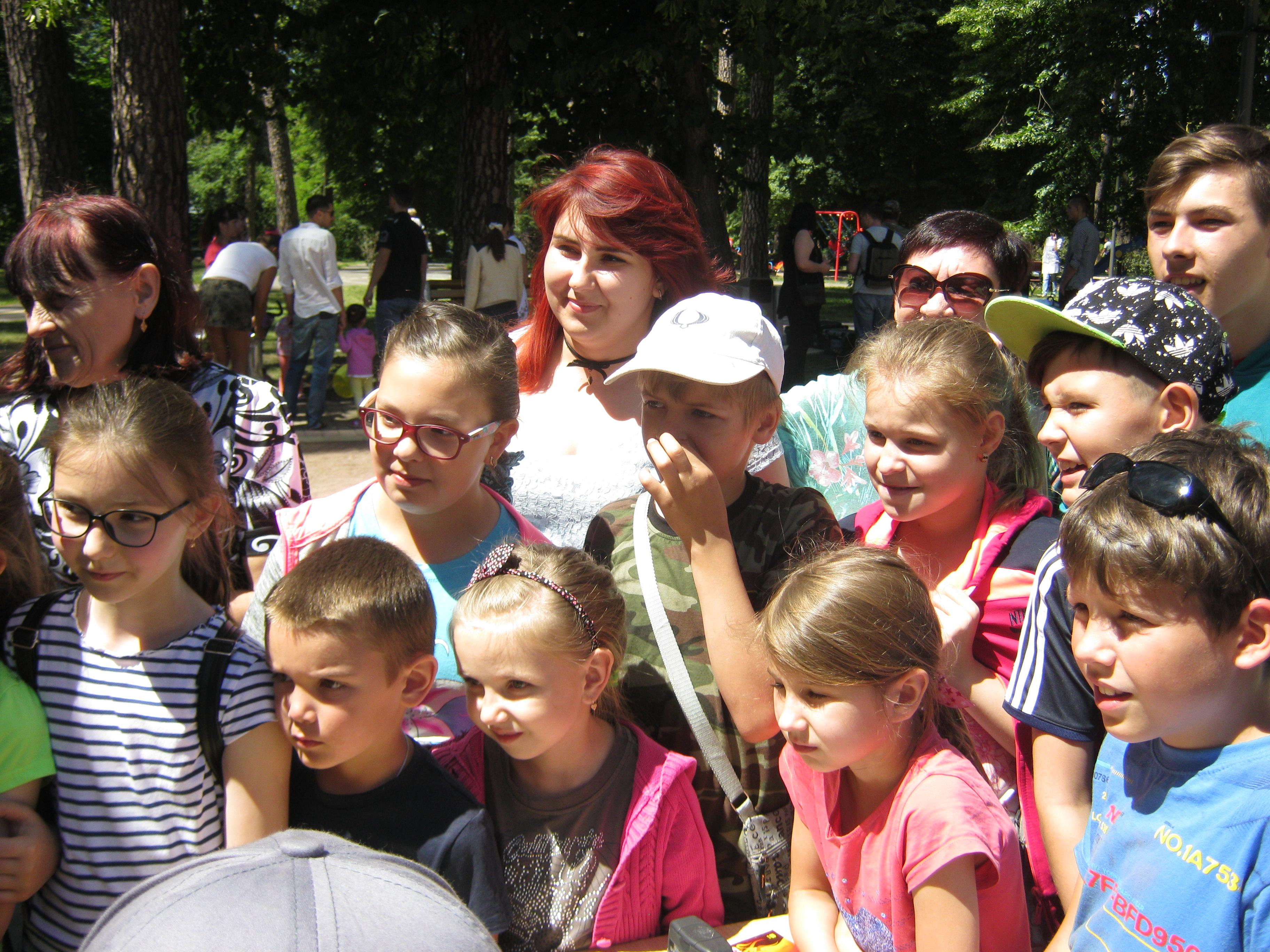 IMG_4002 У Приірпінні відсвяткували День захисту дітей