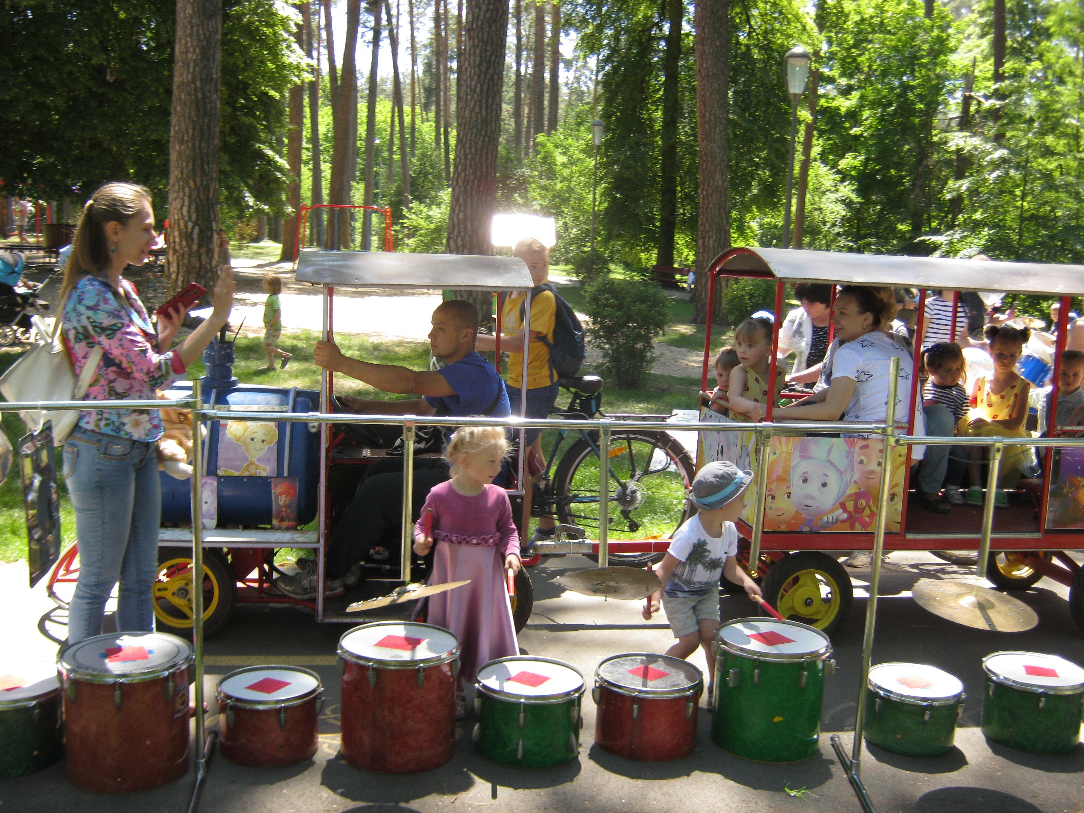 IMG_4027 У Приірпінні відсвяткували День захисту дітей