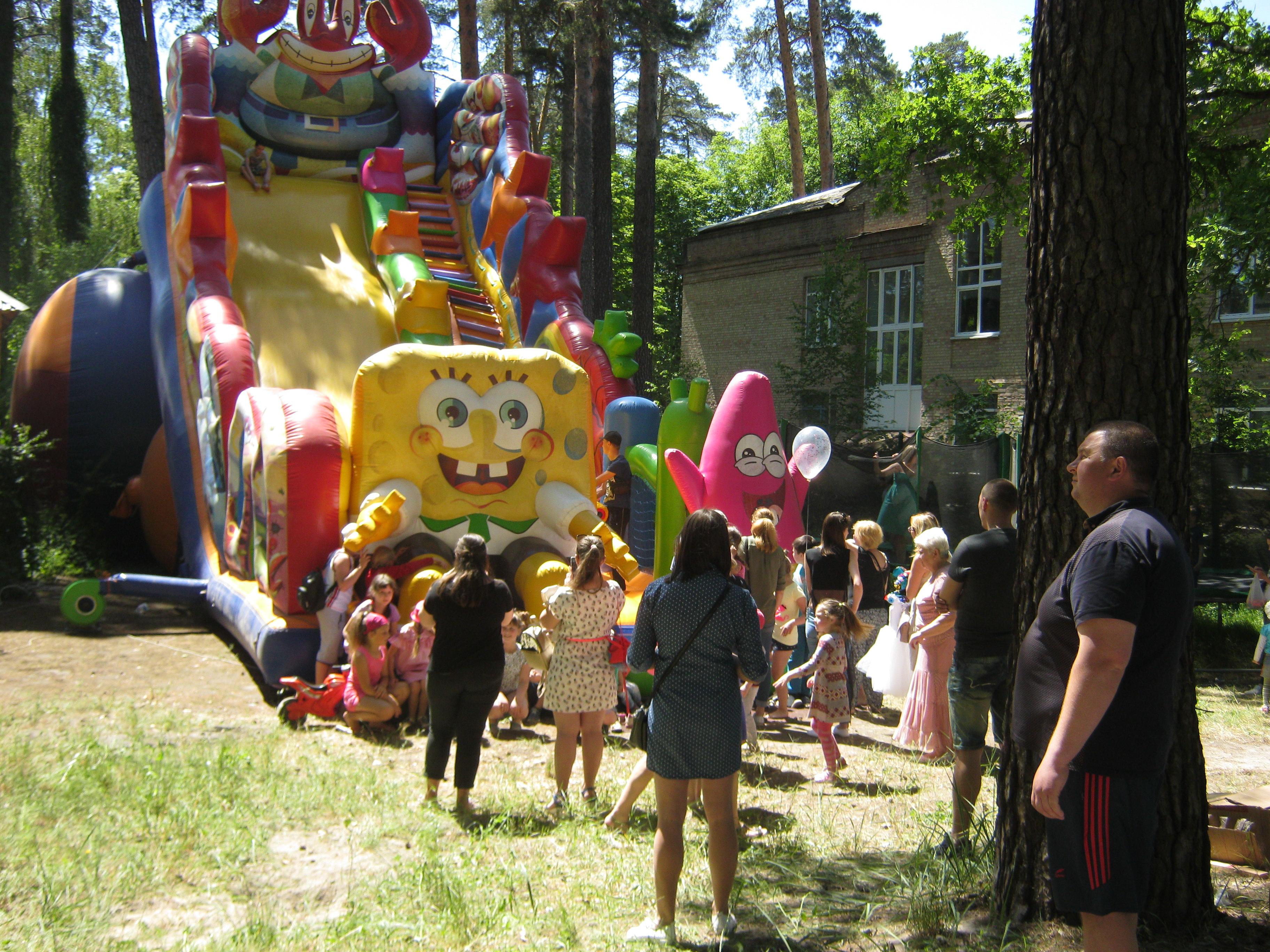 IMG_4032 У Приірпінні відсвяткували День захисту дітей
