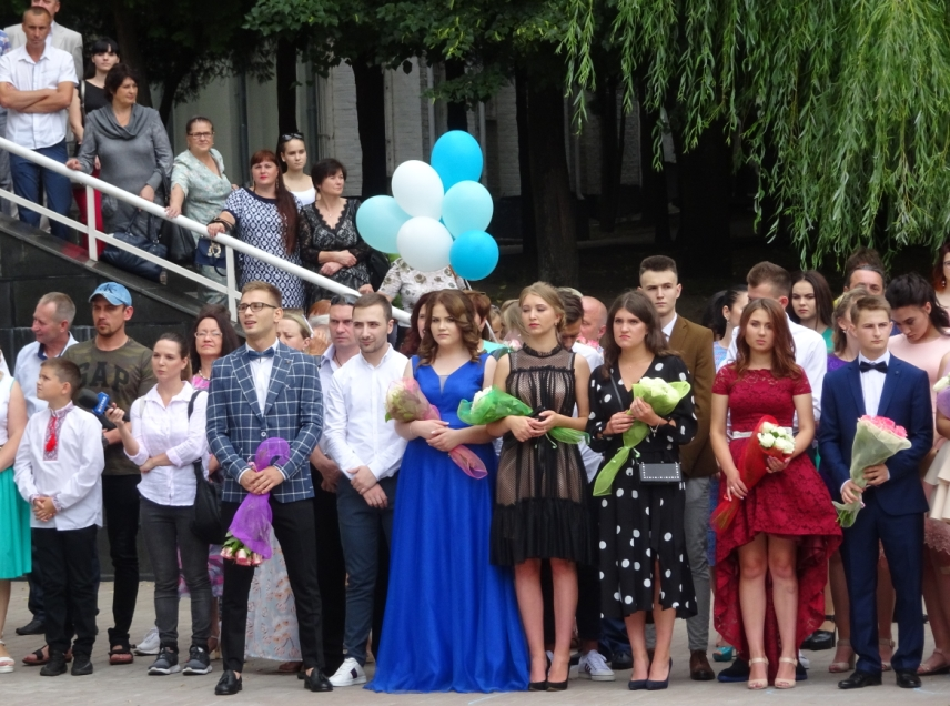 Ірпінський державний коледж економіки та права виряджав у самостійне життя своїх випускників