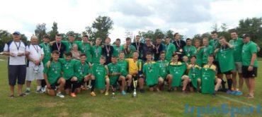 Юні ірпінські регбісти стали переможцями міжнародного турніру, який пройшов у Польщі