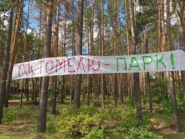 У Гостомелі створили ініціативну групу із захисту зелених зон