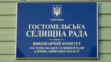У Гостомелі зареєстрували 7 кандидатів на депутатство по округу №19
