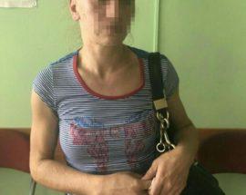 Ірпінська поліція затримала жінку, яка на Макарівщині викрала з торгового центру дитячий одяг
