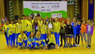 Ірпінські спортивні орієнтувальники здобули срібні та бронзову нагороди на міжнародних змаганнях у Болгарії