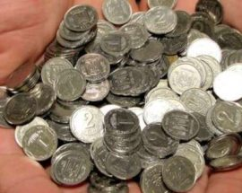Інфляція в Україні: Нацбанк припинив випуск монет дрібного номіналу
